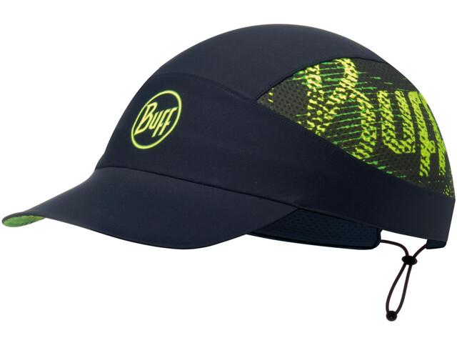 Buff Pack Run Cap XL r-solid black